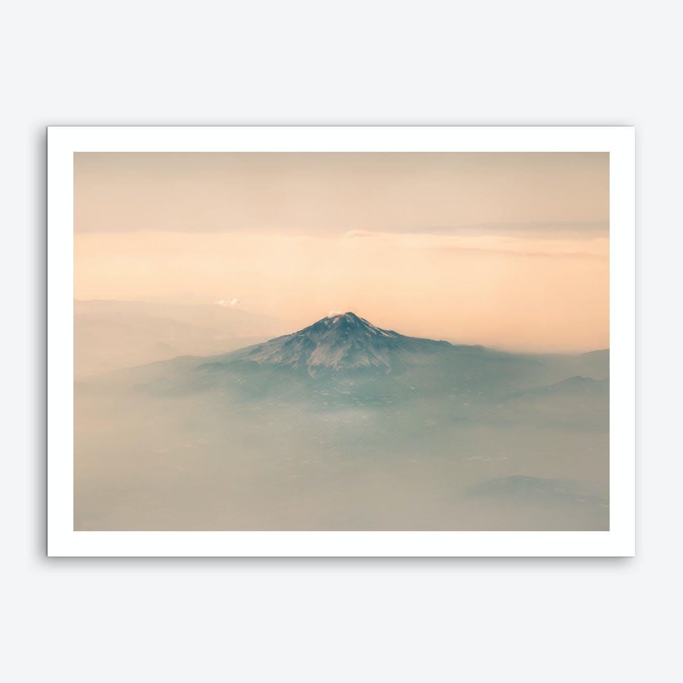 Landscapes Raw 7 Wyoming Art Print