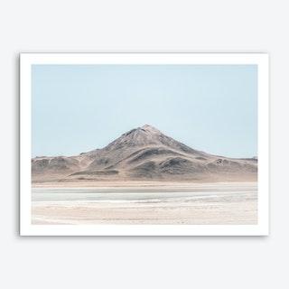 Landscapes Raw 5 Salar de Uyuni Art Print