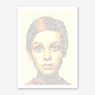 Face of '66 Art Print