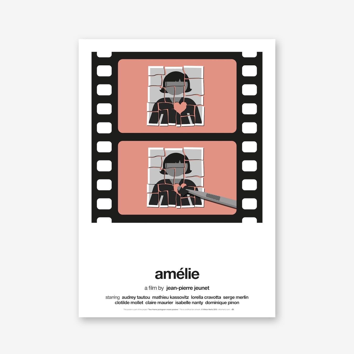 Amelie Print