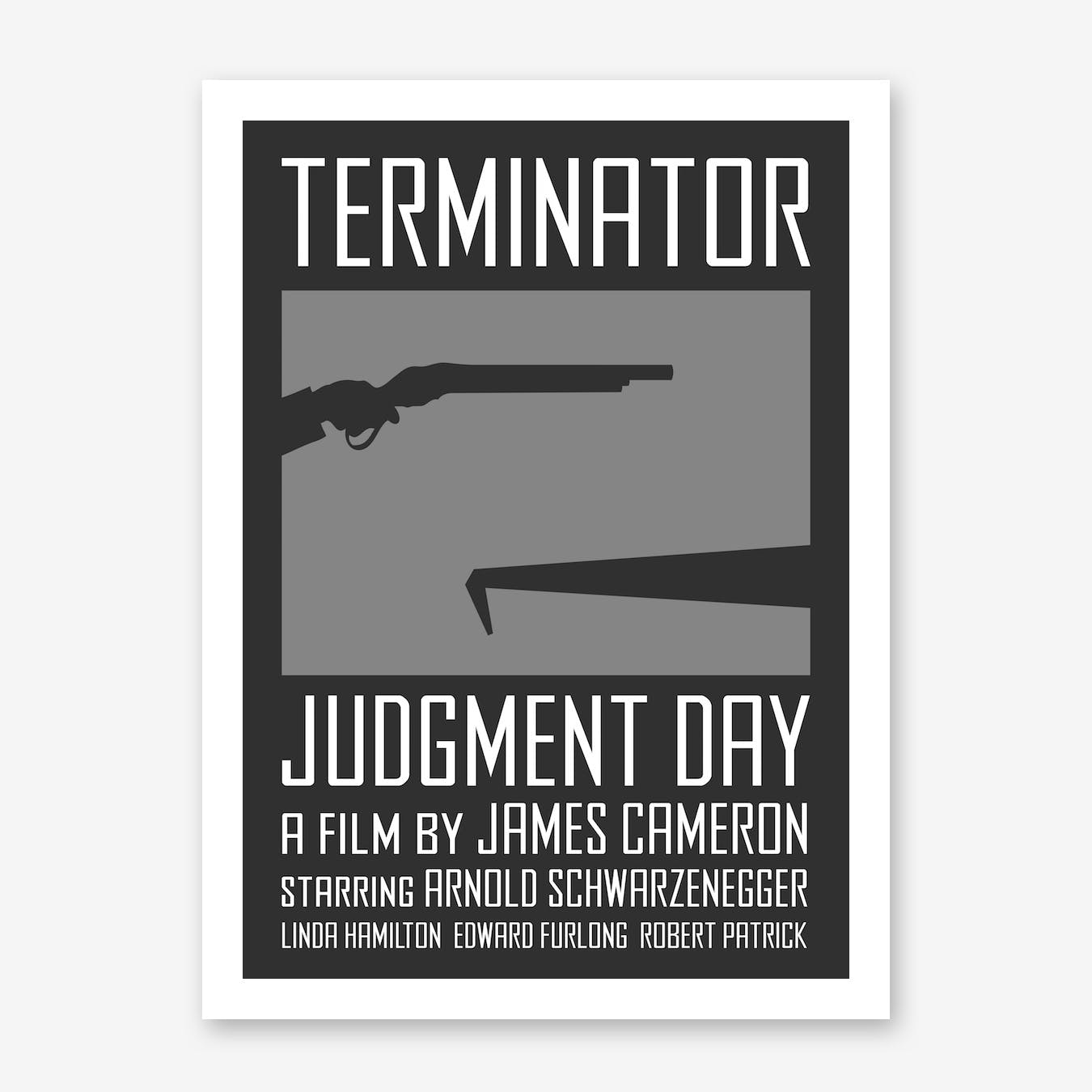 Judgement Day Print
