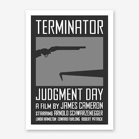 Judgement Day Print