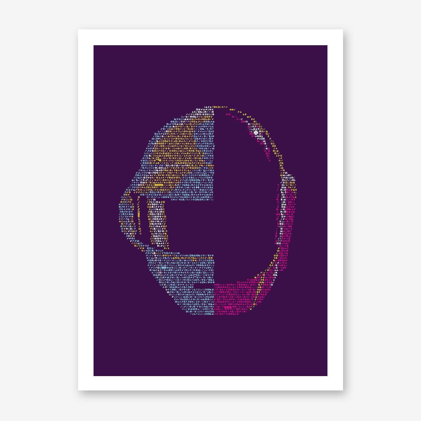 Daft P Art Print