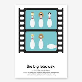 Lebowski Art Print