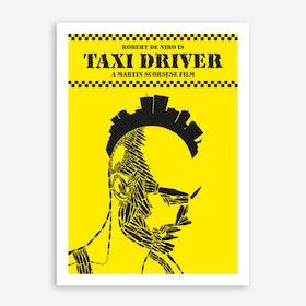 Taxi Driver Print