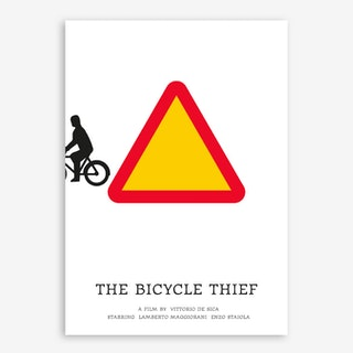 The Bicycle Thief Art Print