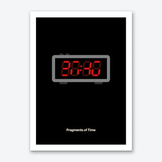 Fragments of Time Art Print