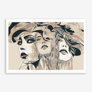 Danielle 1 Art Print