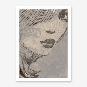Absinth VI Art Print