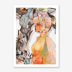 Daphne I Art Print