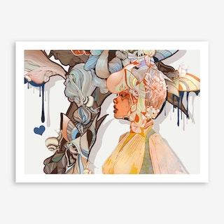 Daphne II Art Print