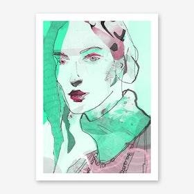 Lone III Art Print