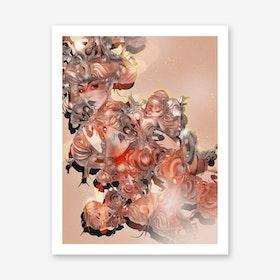 Mango Insight Art Print