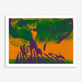 Swallow V Art Print
