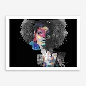 Venus Machine I Art Print