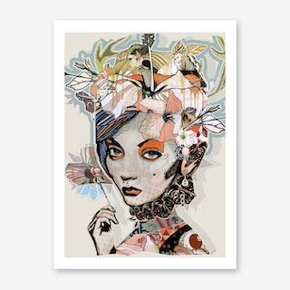 Fox A3 Art Print