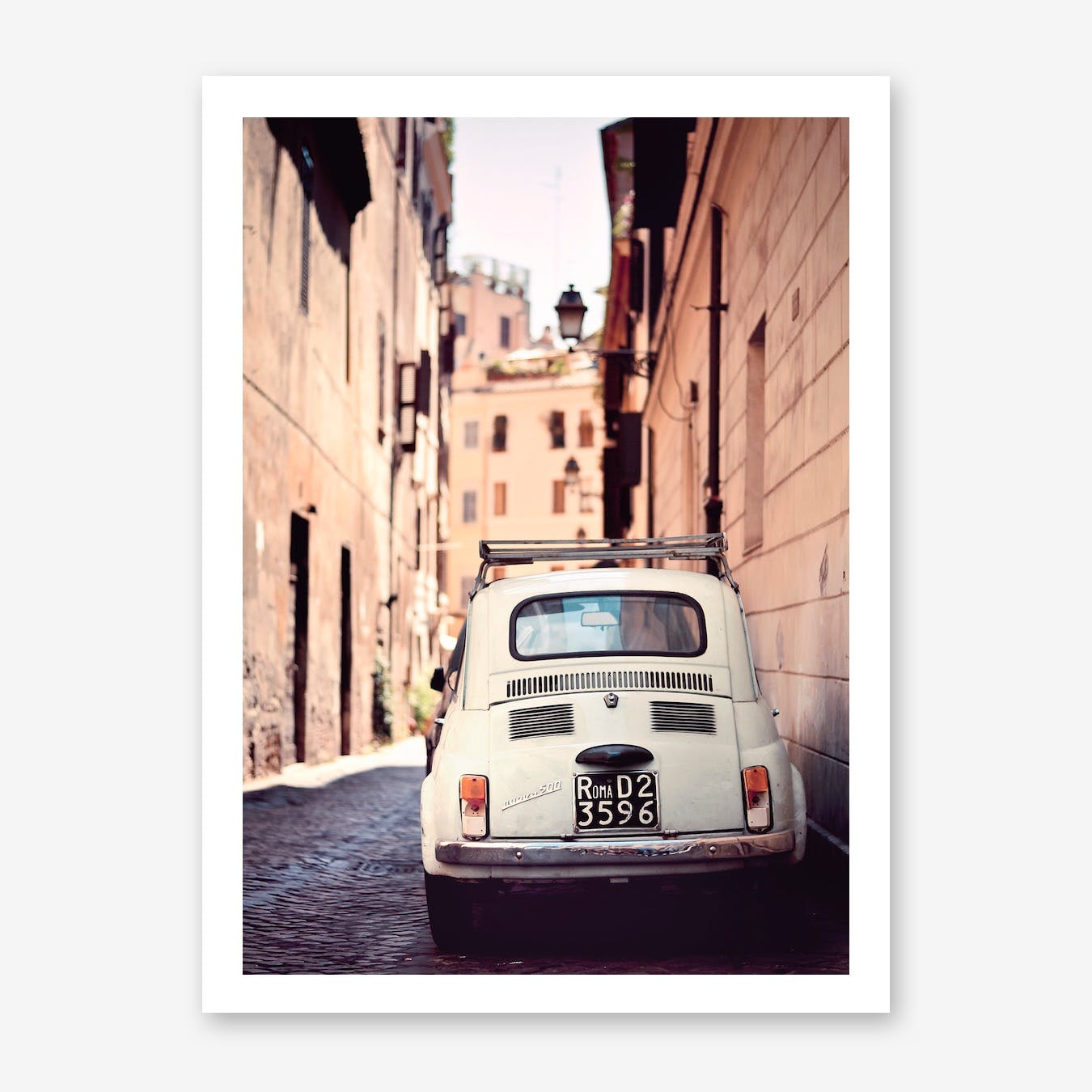 Roma D2 Print