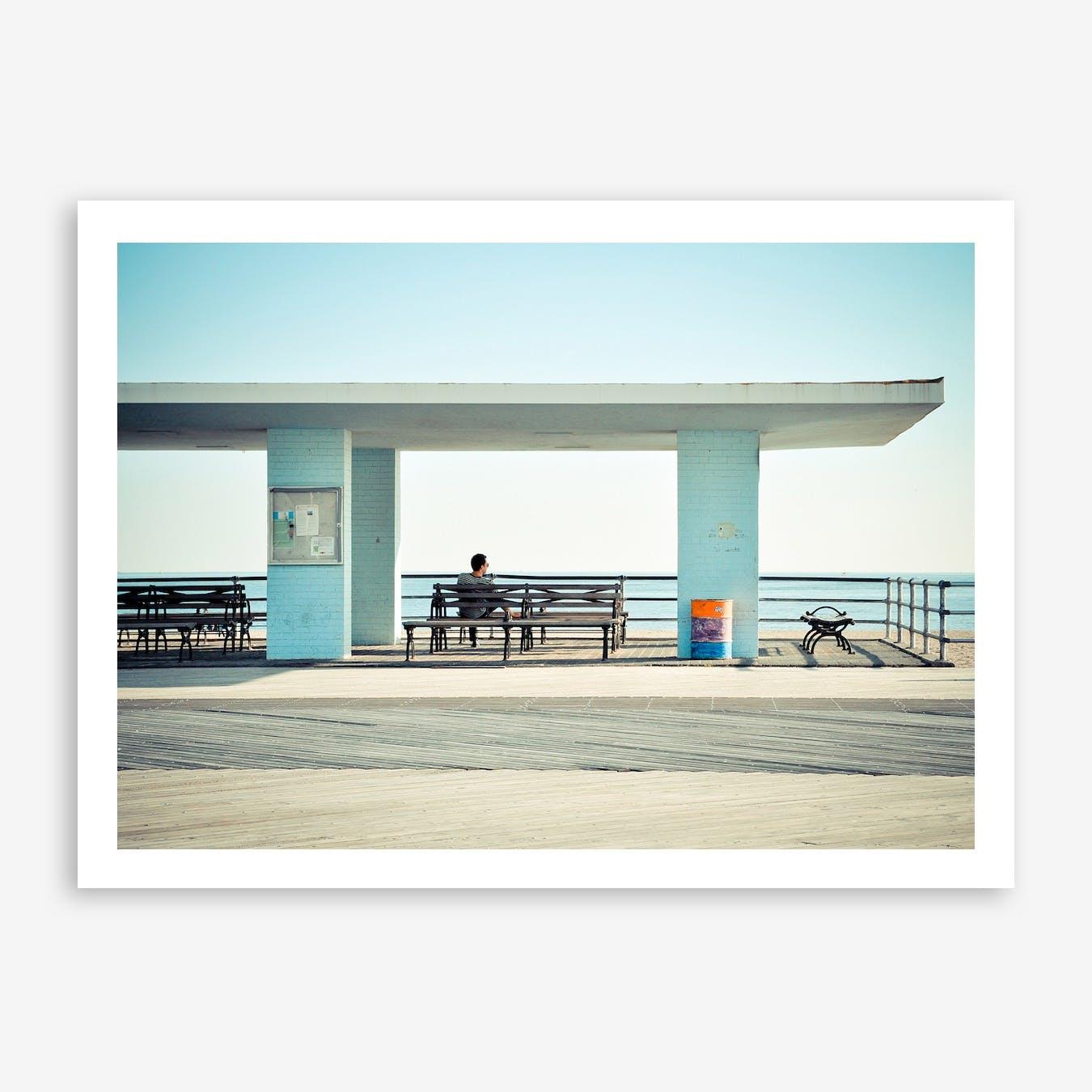 Coney Island Print
