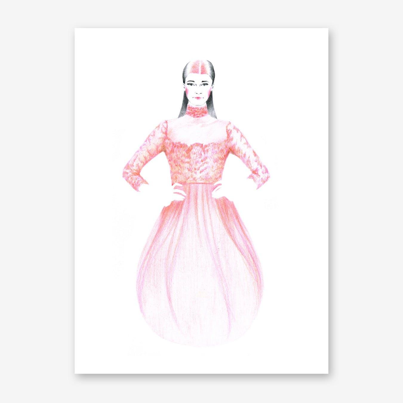 Clara Print