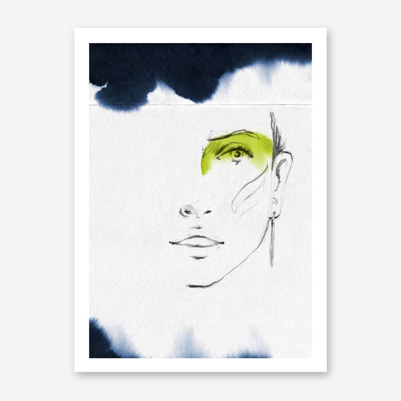 Lena Print