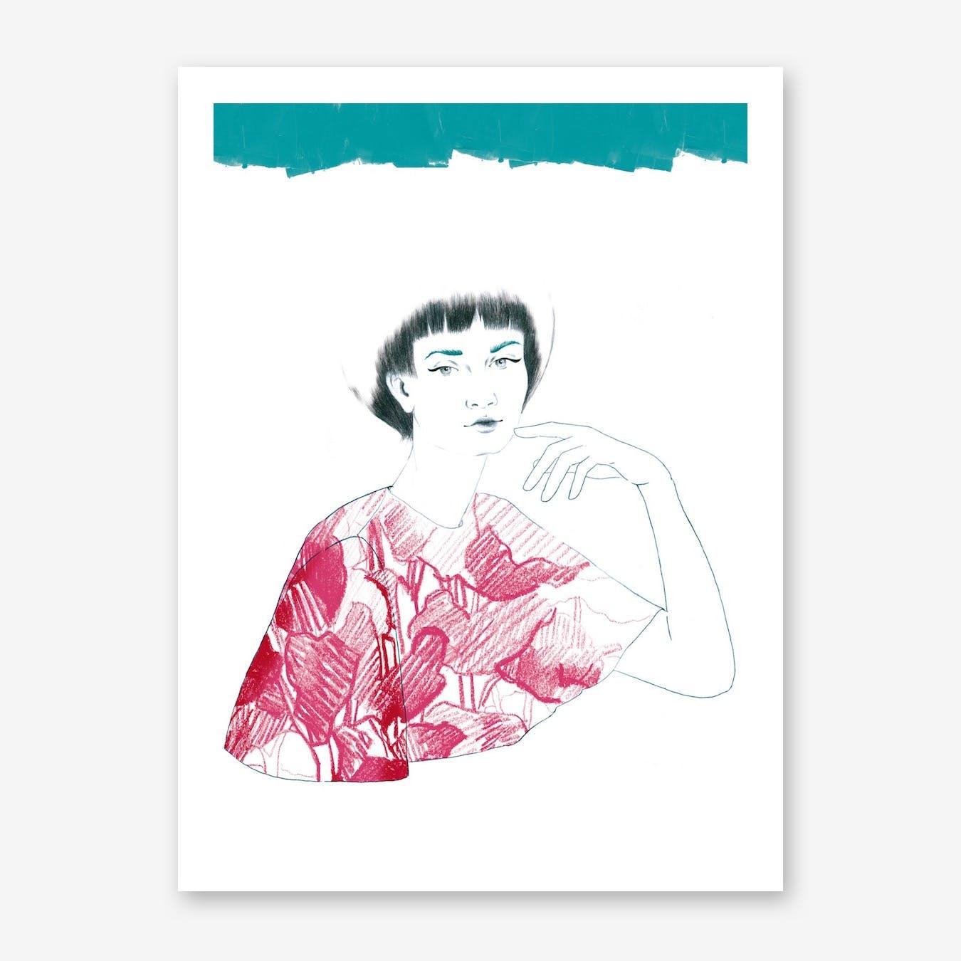 Lina Print