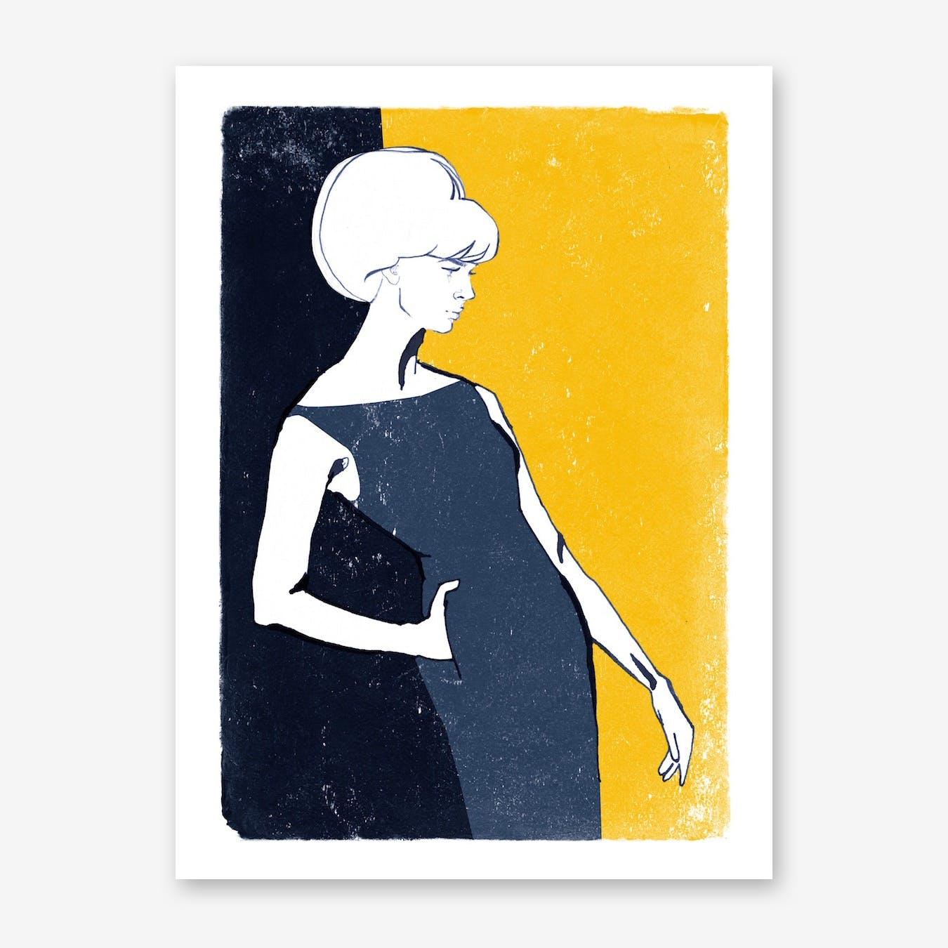 Melinda Print