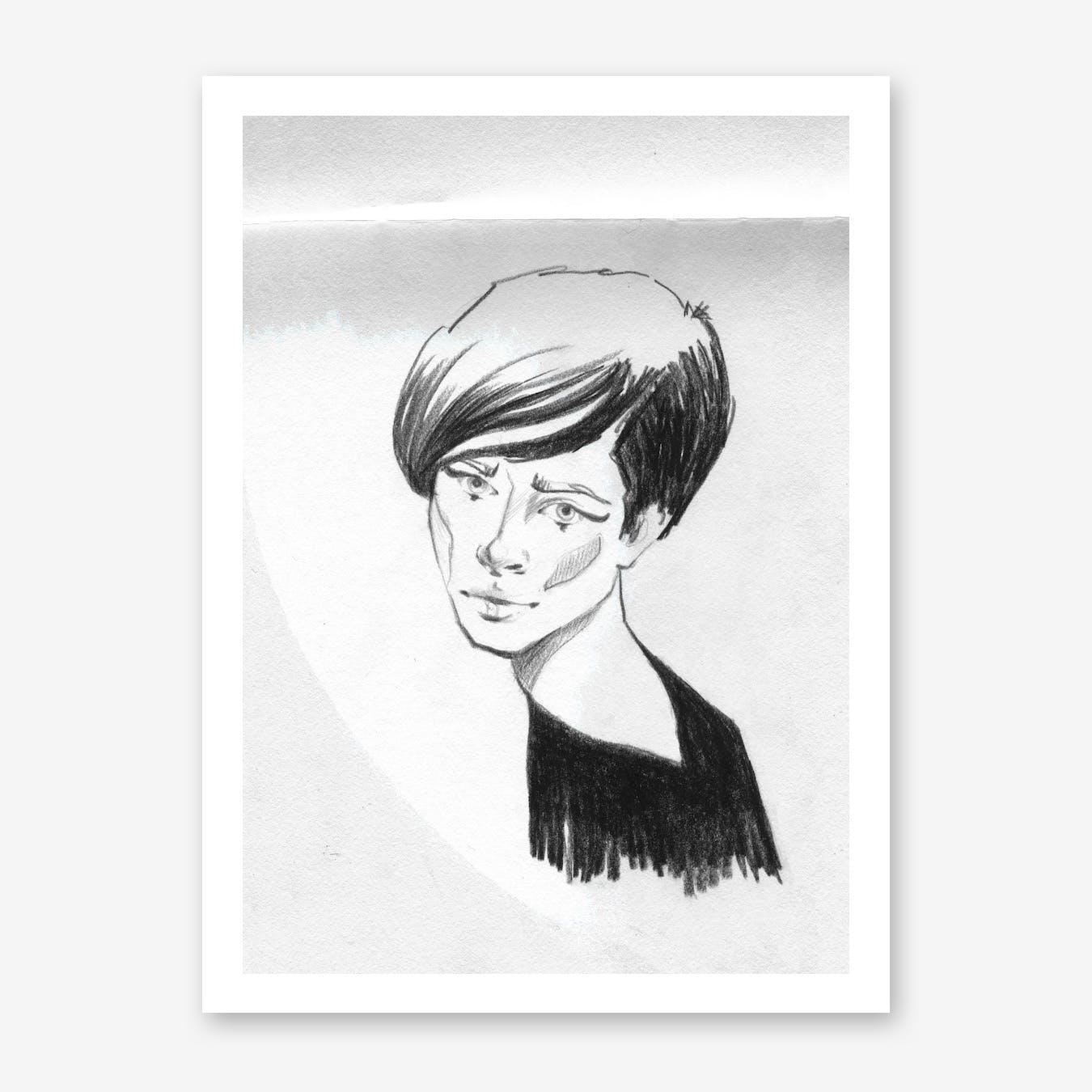 Teresa Print