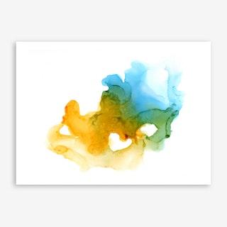 55 Art Print