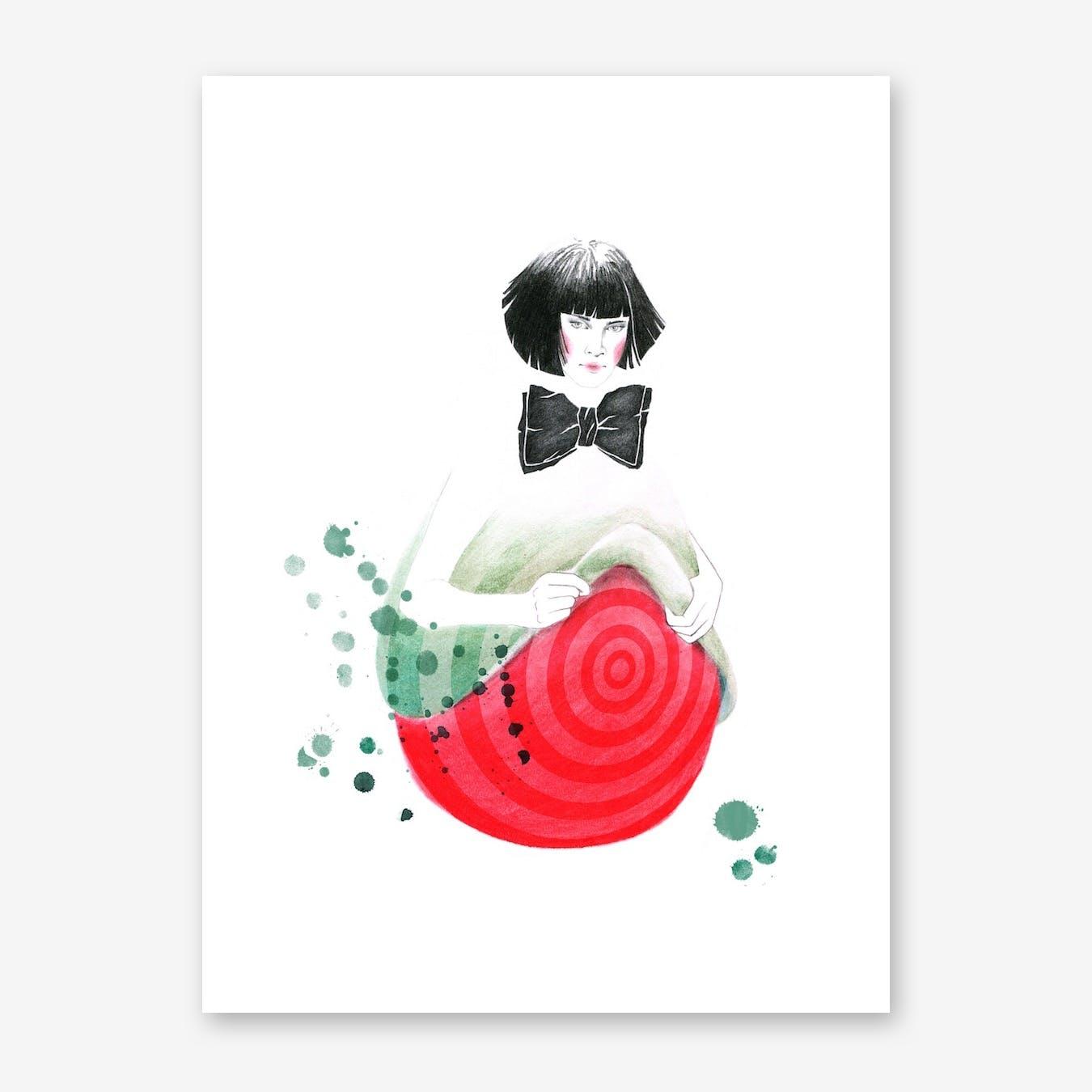 Around Me 3 Print