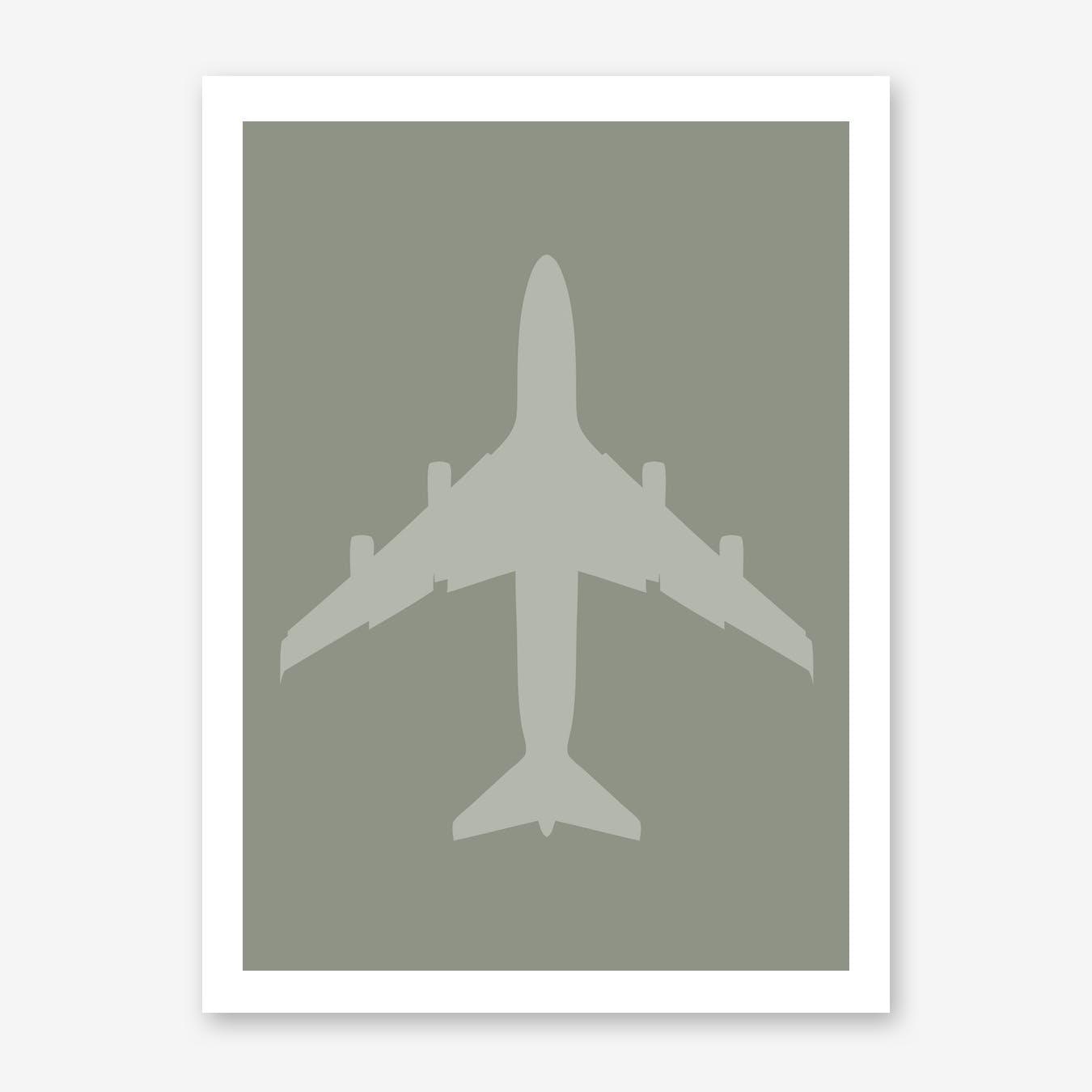 Jet Plane  Print