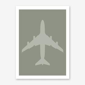 Jet Plane Art Print