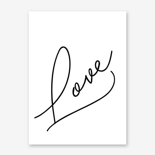 Love Handwritten