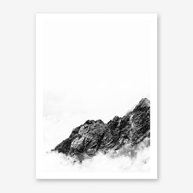Mountain 4 Art Print