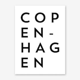 Copenhagen Print