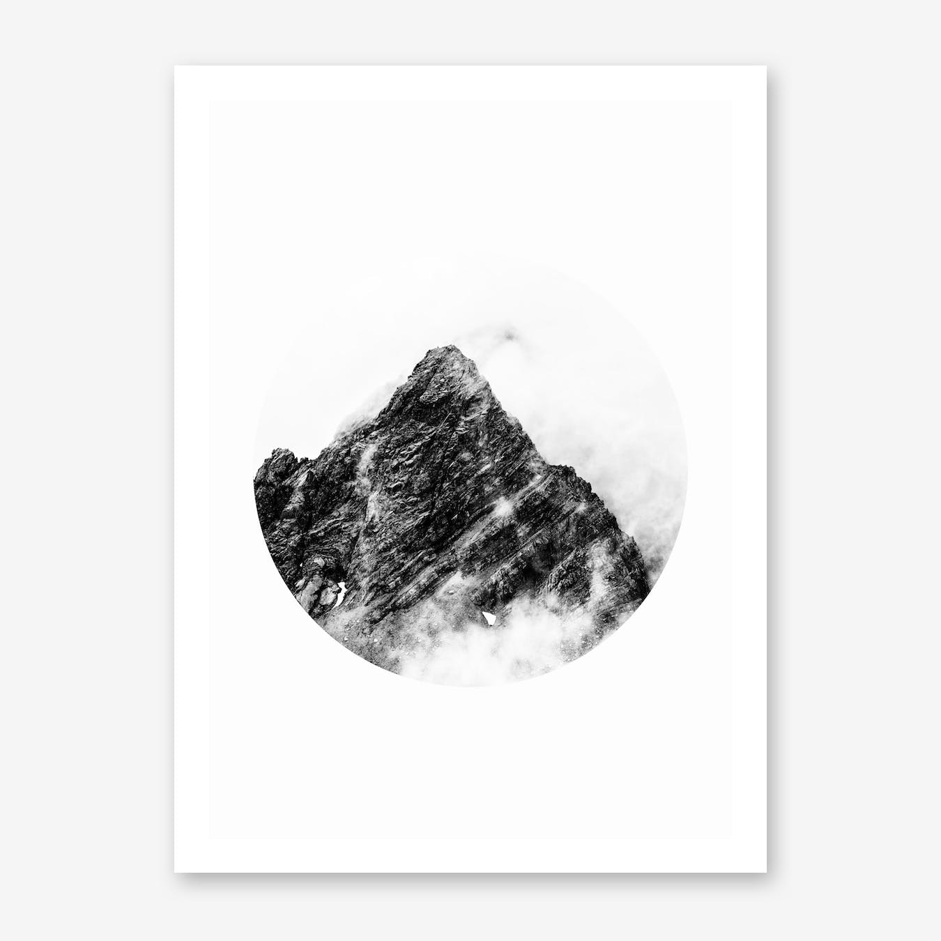 Mountain 3 Print
