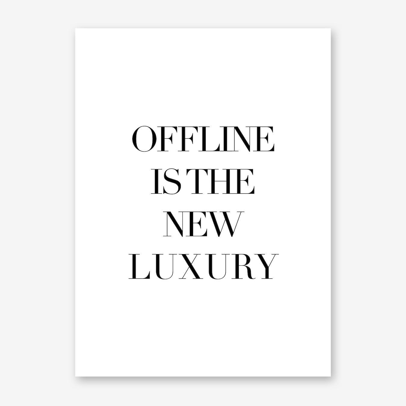 Luxury Print