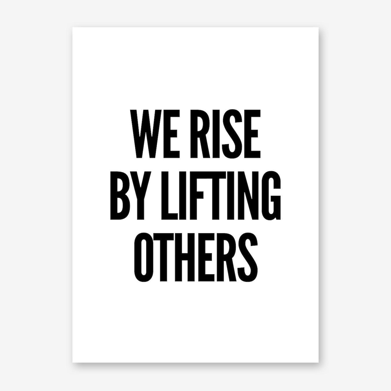 Lifting Print