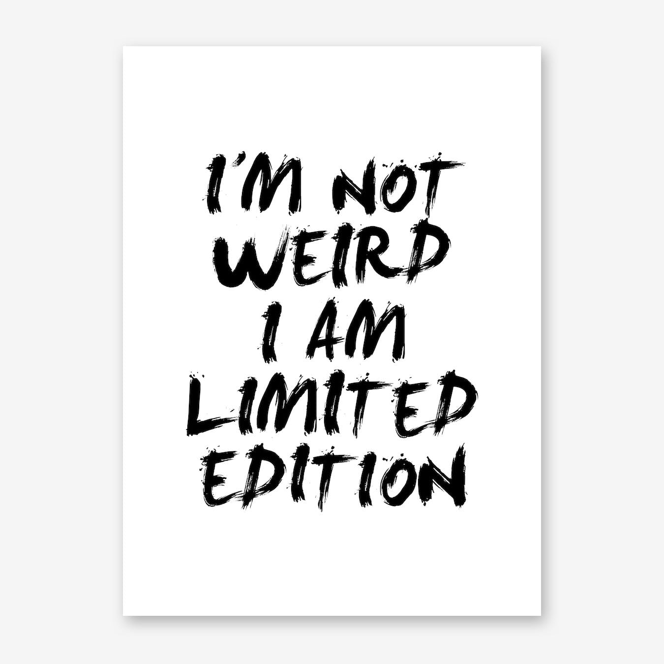 Limited Edition Print