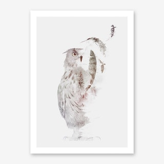 Fade-Out Art Print
