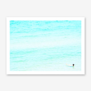 Seaside 2017 No. 3 Art Print