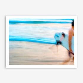 Seaside 2017 No. 20 Art Print