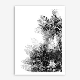 The Tree Top Art Print By Tal Paz-Fridman