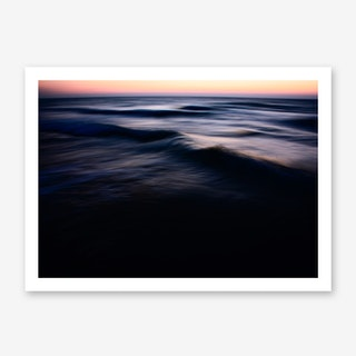 Twilight Over The Mediterranean Art Print