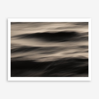 The Uniqueness of Waves XII Art Print