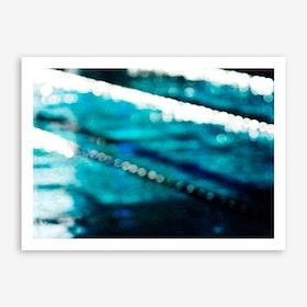 Swimming Pool Print