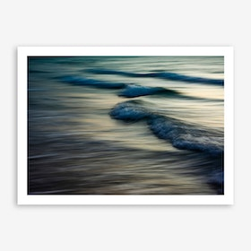 Waves I Art Print