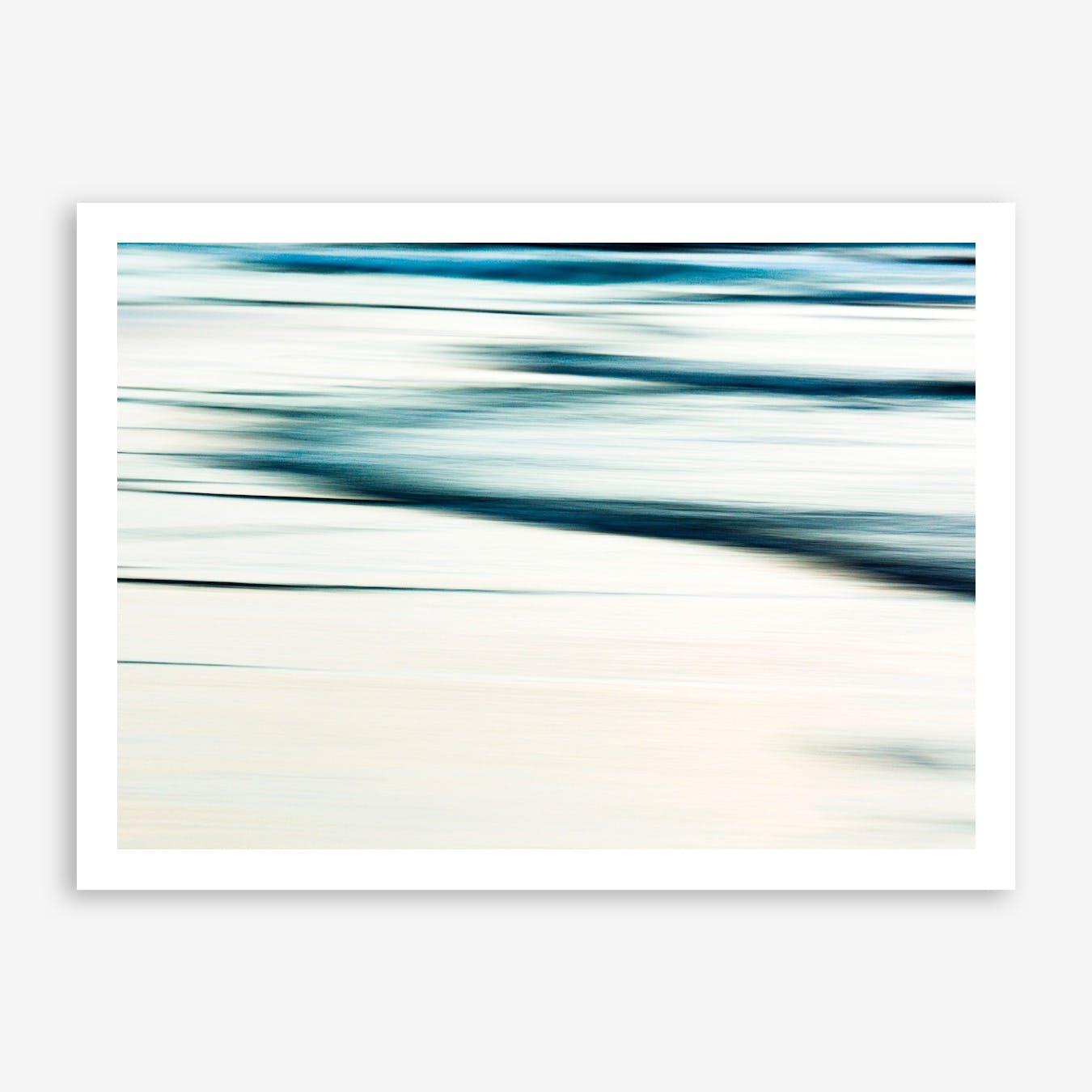 My Bleeding Heart Soul Of The Ocean Print