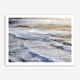 Infinite Sea Art Print