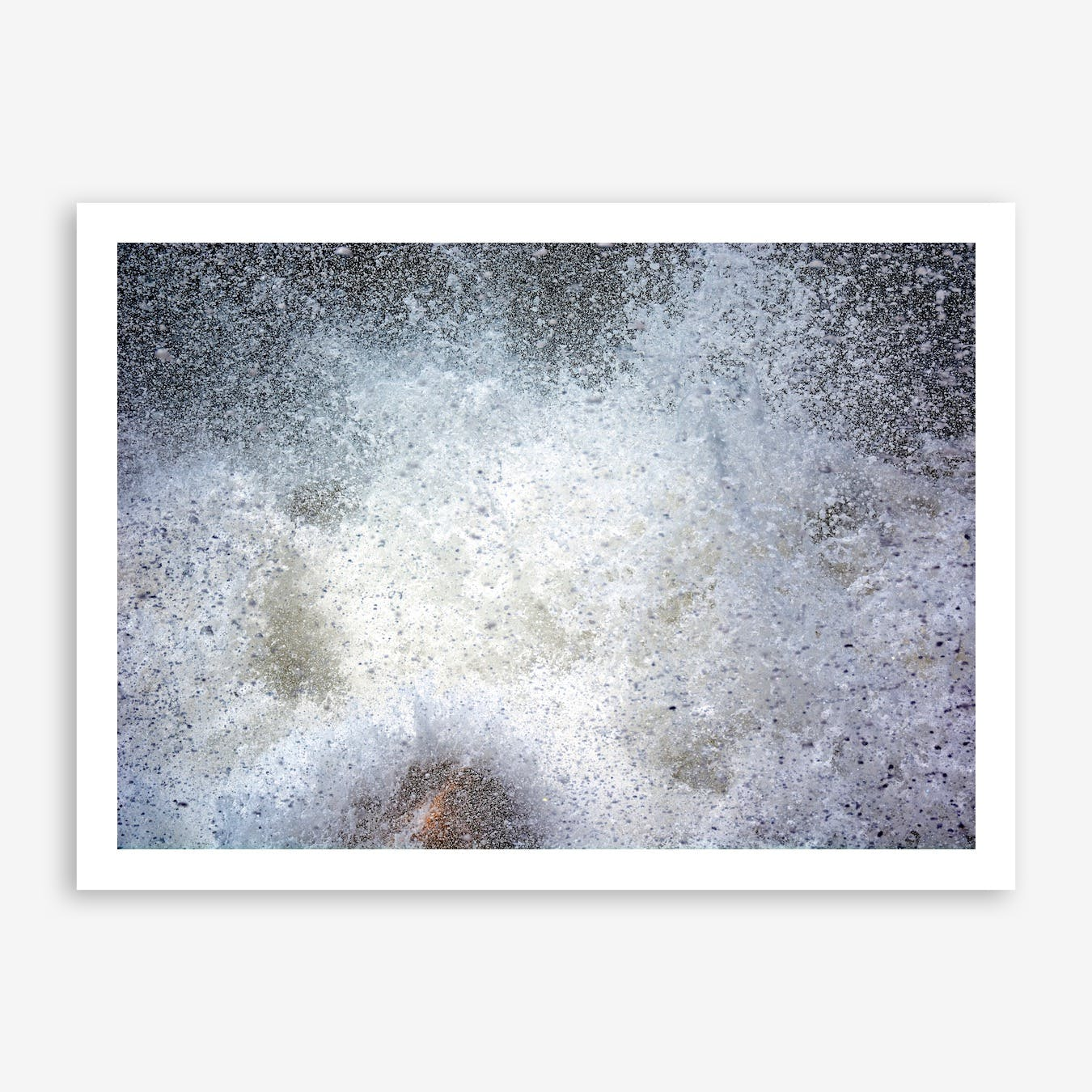 Implosion I Print