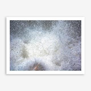 Implosion I Art Print